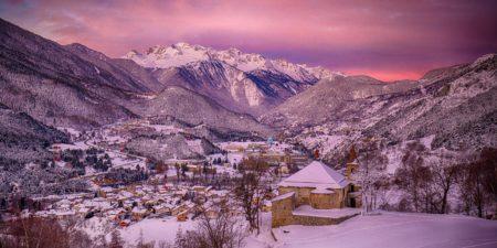 Haute maurienne vanoise parc national de la vanoise savoie mont blanc avrieux