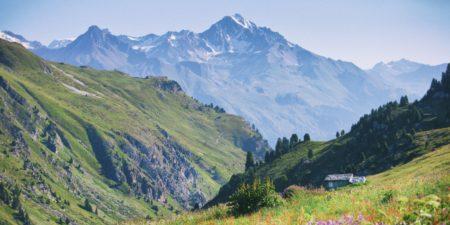 Haute maurienne vanoise parc national de la vanoise savoie mont blanc valfrejus thabor refuge