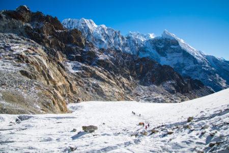 népal everest vallee khumbu jiri namche bazar thame everest base camp himalaya Sagarmatha