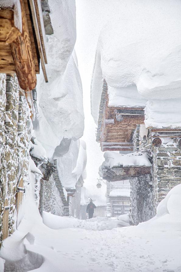 436.bonneval sous la neige