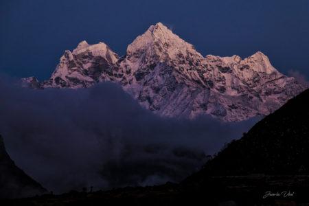 népal everest vallee khumbu jiri namche bazar thame everest base camp himalaya Sagarmatha lukla