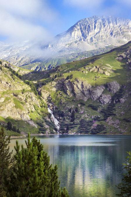 haute maurienne vanoise parc national de la vanoise savoie mont blanc tourisme aussois plan amont plan aval aussois barrages