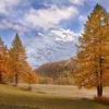 haute maurienne vanoise savoie mont blanc tourisme val cenis bessans automne