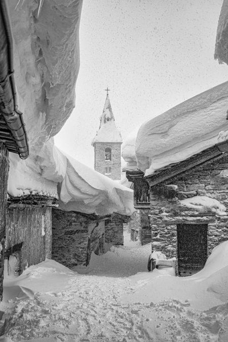 Haute maurienne vanoise savoie mont blanc parc national de la vanoise Bonneval sur arc