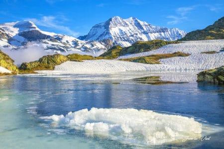 bellecombe plan du lac haute maurienne vanoise termignon savoie mont blanc